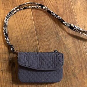 Vers bradley wallet and lanyard